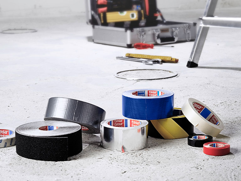 manufacturing process solutions, adhesive tapes